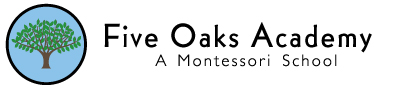 Five Oaks Academy Logo